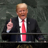 World leaders can't help but laugh as Trump boasts during UN speech...