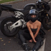 'Russia's sexiest biker' dies in horrible accident